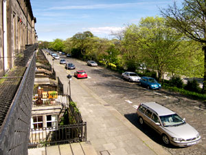 Short stay rental Edinburgh
